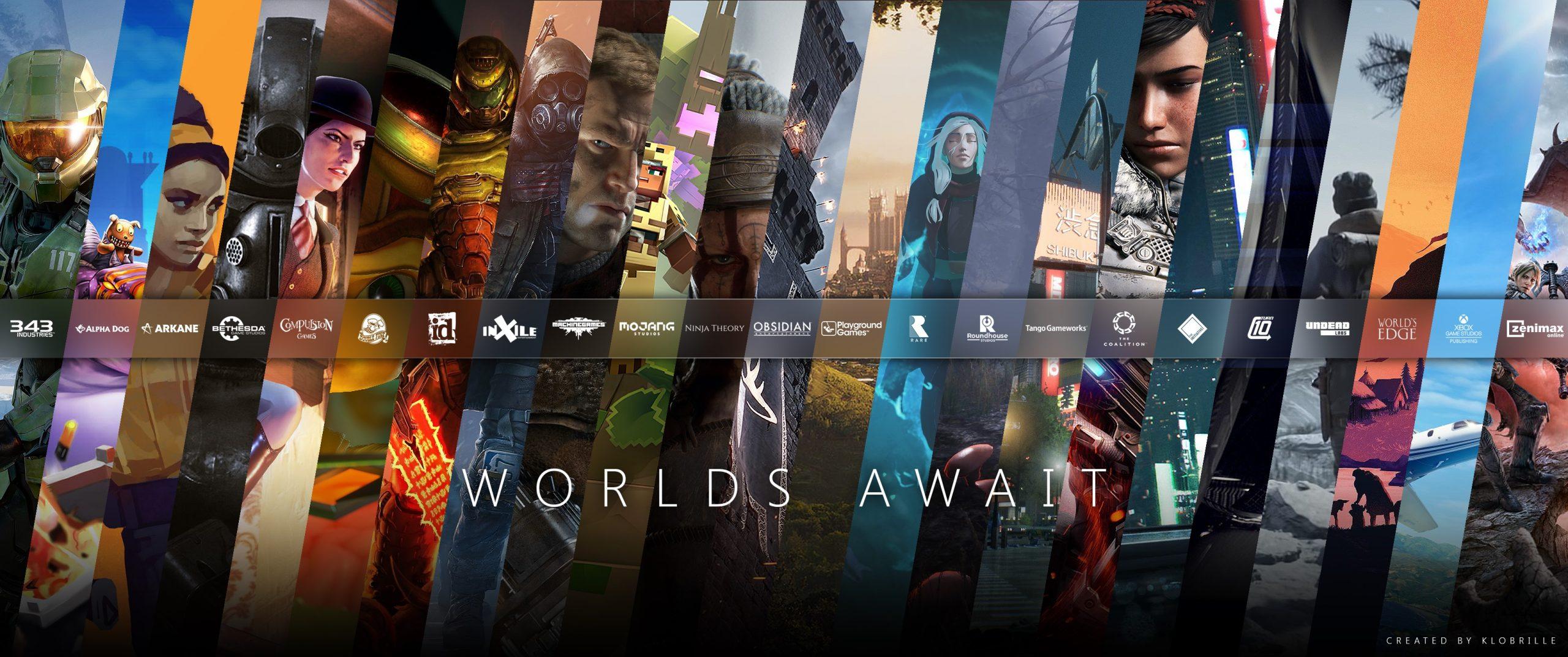 23 Xbox Game Studios