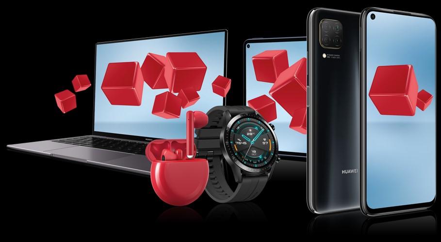 Offerte per il back-to-school 2020 promozione Riparti con Huawei