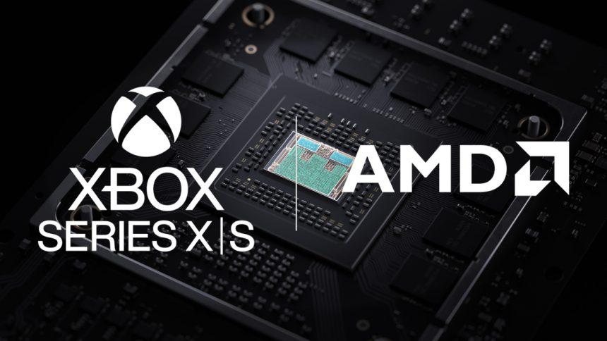 Xbox Series X-S AMD RDNA 2