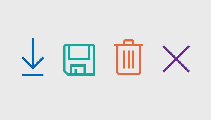 Microsoft Edge - Gestione dei file in download