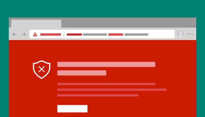 Microsoft Edge - SmartScreen di Microsoft Defender contro lo spoofing dell'URL dei siti web