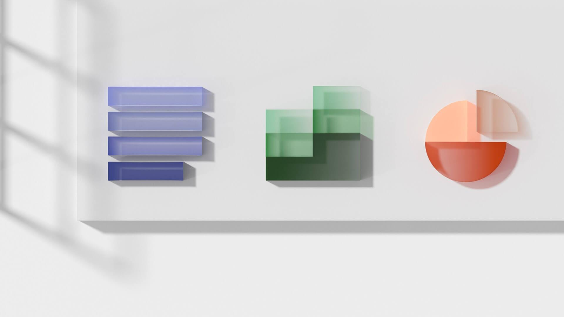 Microsoft Office nuove icone stilizzate