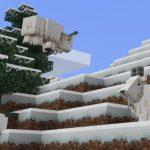 Minecraft Live - capre di montagna