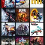 App Xbox per smartphone - Gestione raccolta giochi