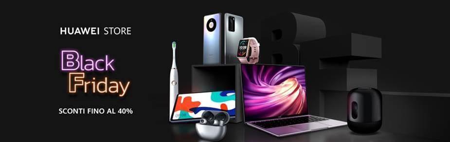 Huawei - Offerte per il Black Friday 2020