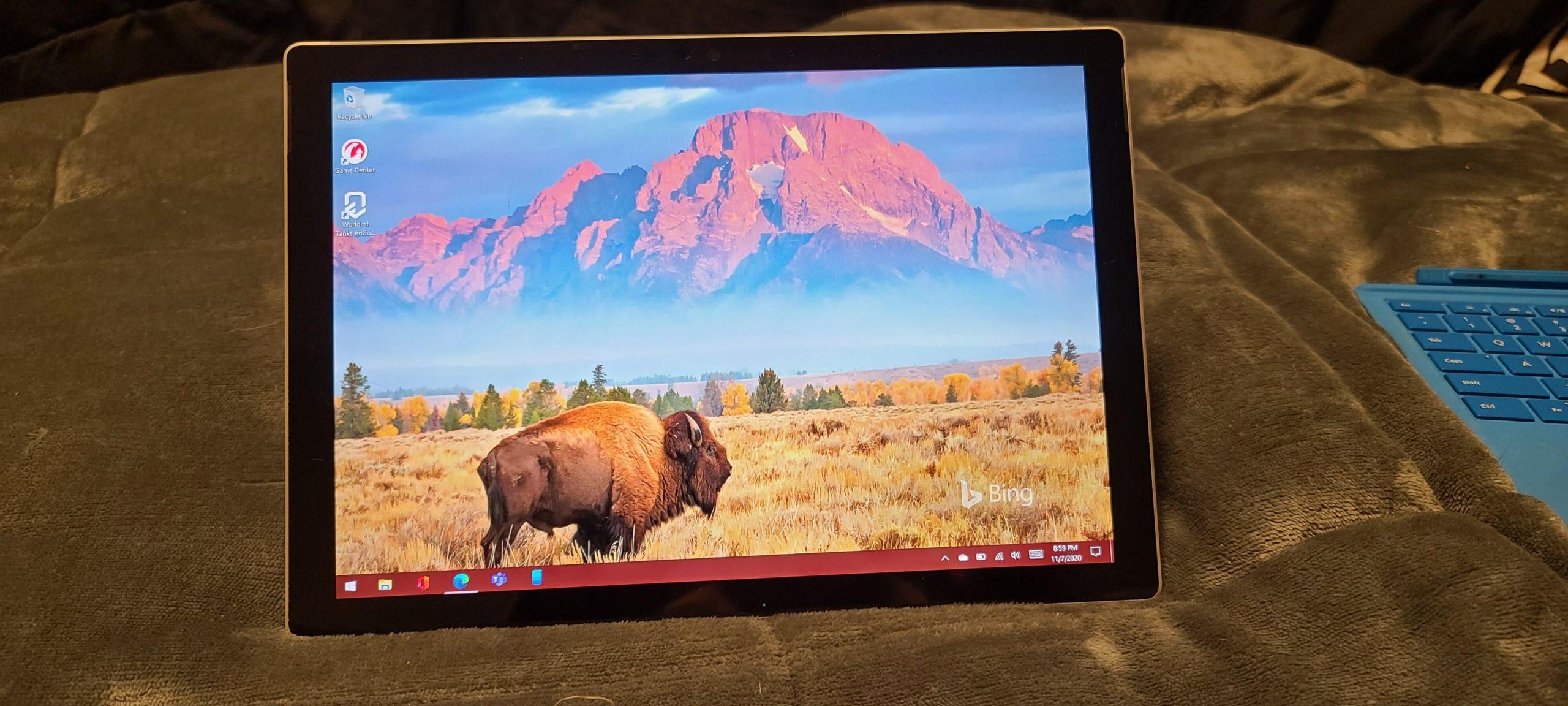 Microsoft Surface Pro 8 - Prototipo 1