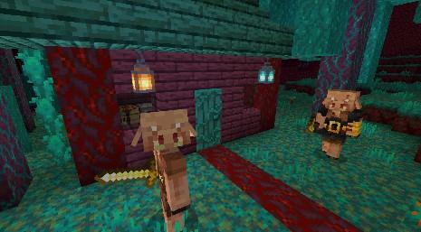 Minecraft per Windows 10 e Xbox One - Aggiornamento 1.16.100