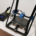 Montaggio Creality CR-10 V2