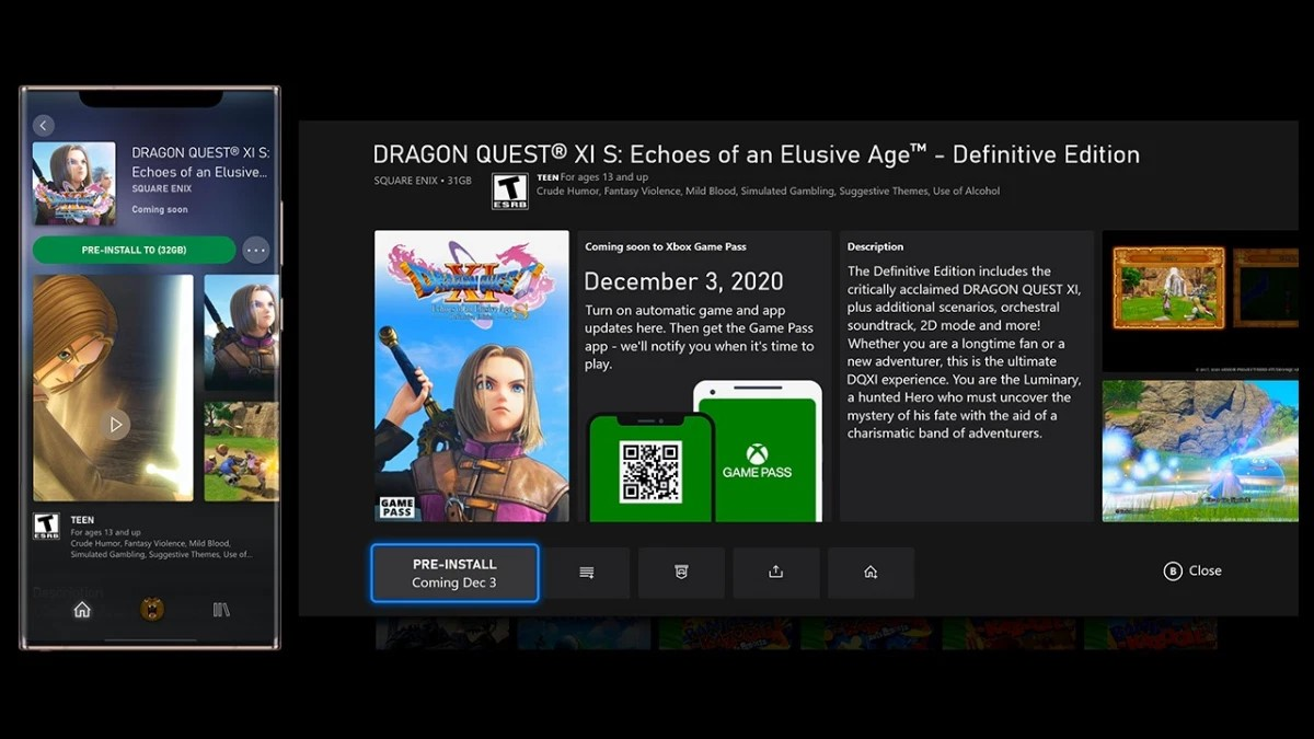 Xbox - Preinstalla i giochi in arrivo presto su Game Pass