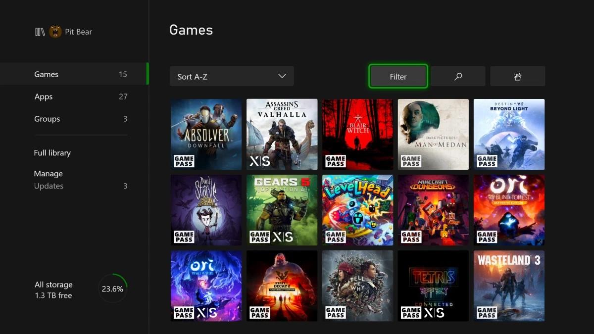 Xbox Series X e S - Ottimizzati per Series X e S