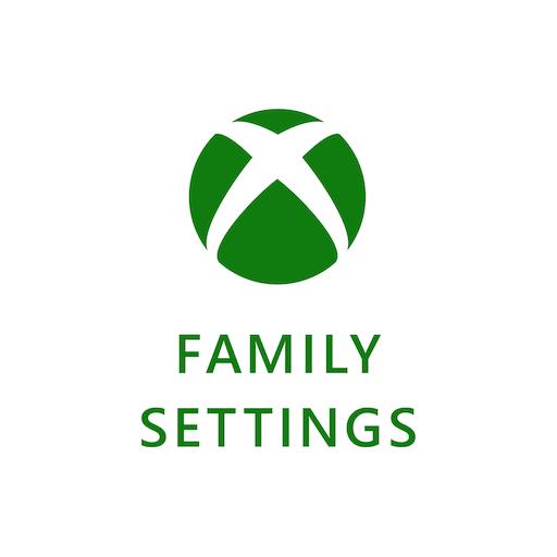 Xbox Family Settings - Icona per Android e iOS