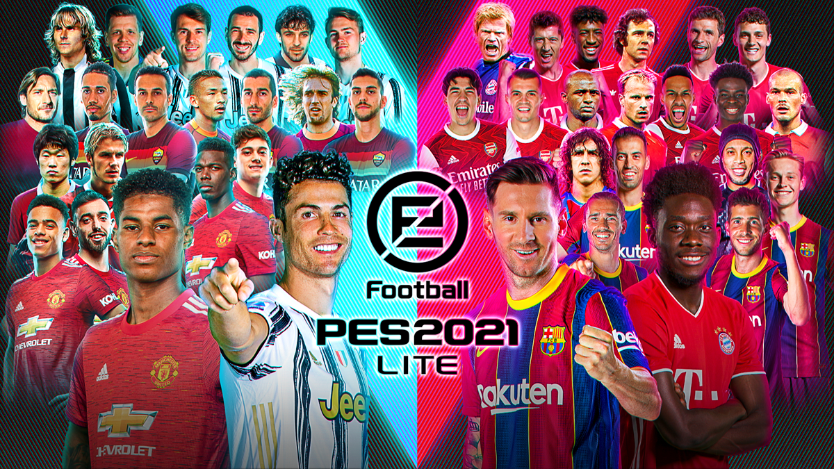 Download eFootball PES 2021 Lite gratis per Xbox e PC