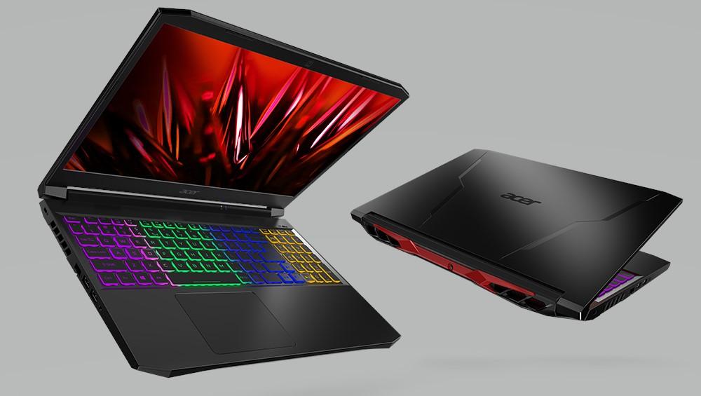Acer Nitro 5 2021 hero image