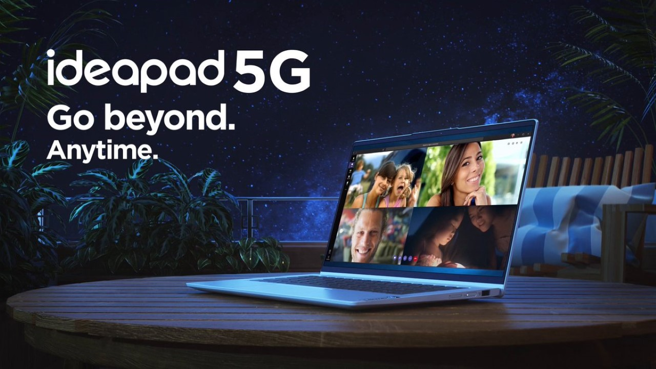 CES 2021: ecco Lenovo IdeaPad 5G e Tab P11