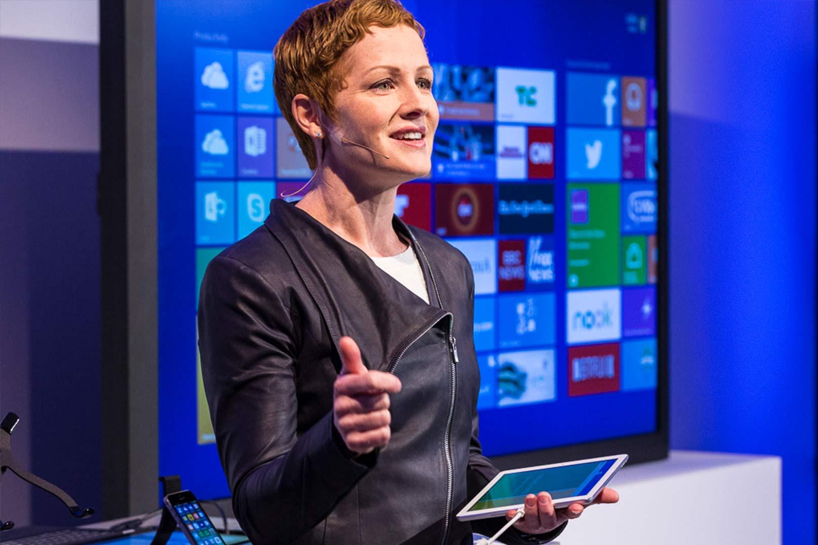 Julia White - Microsoft
