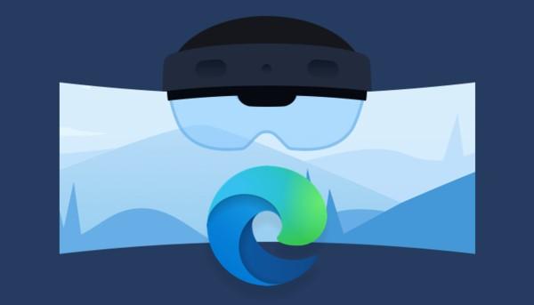 Microsoft Edge - HoloLens 2