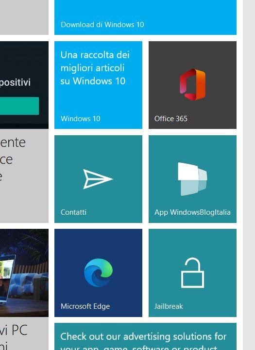Sidebar WindowsBlogItalia