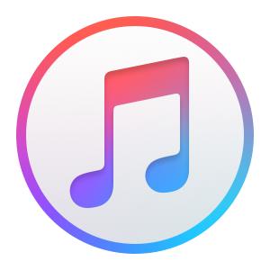 iTunes per Windows 10 - Icona ufficiale