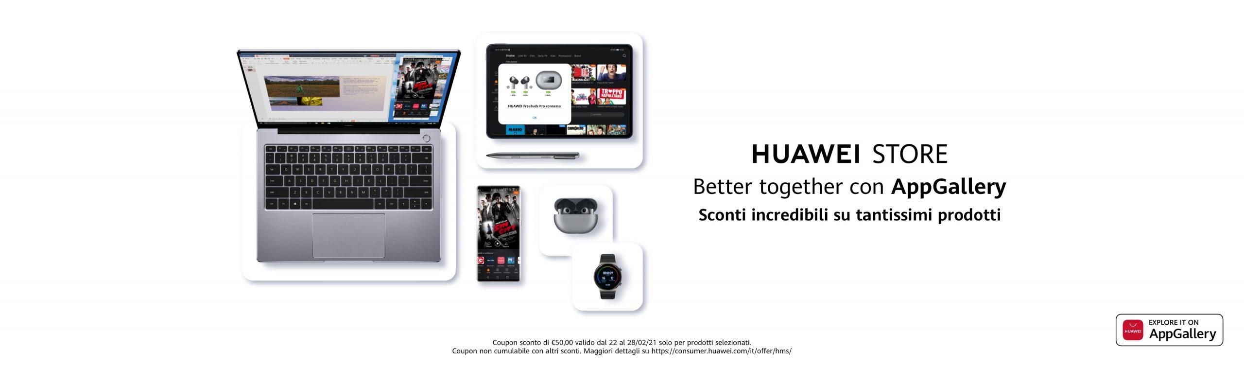 Huawei Store - HMS Week - 2021