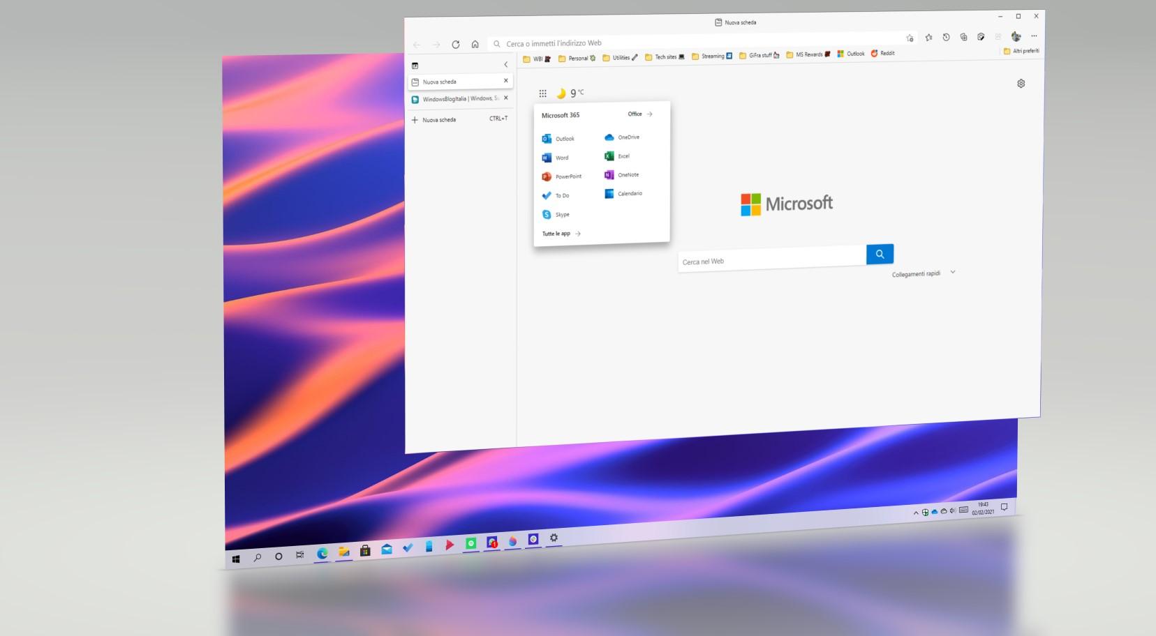 Microsoft Edge - Windows 10