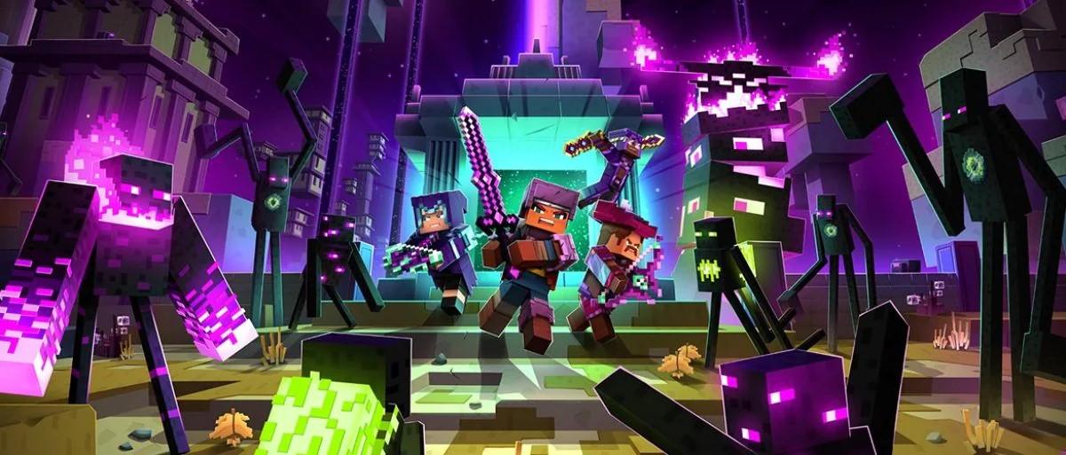 Minecraft Dungeons - Vuoto echeggiante