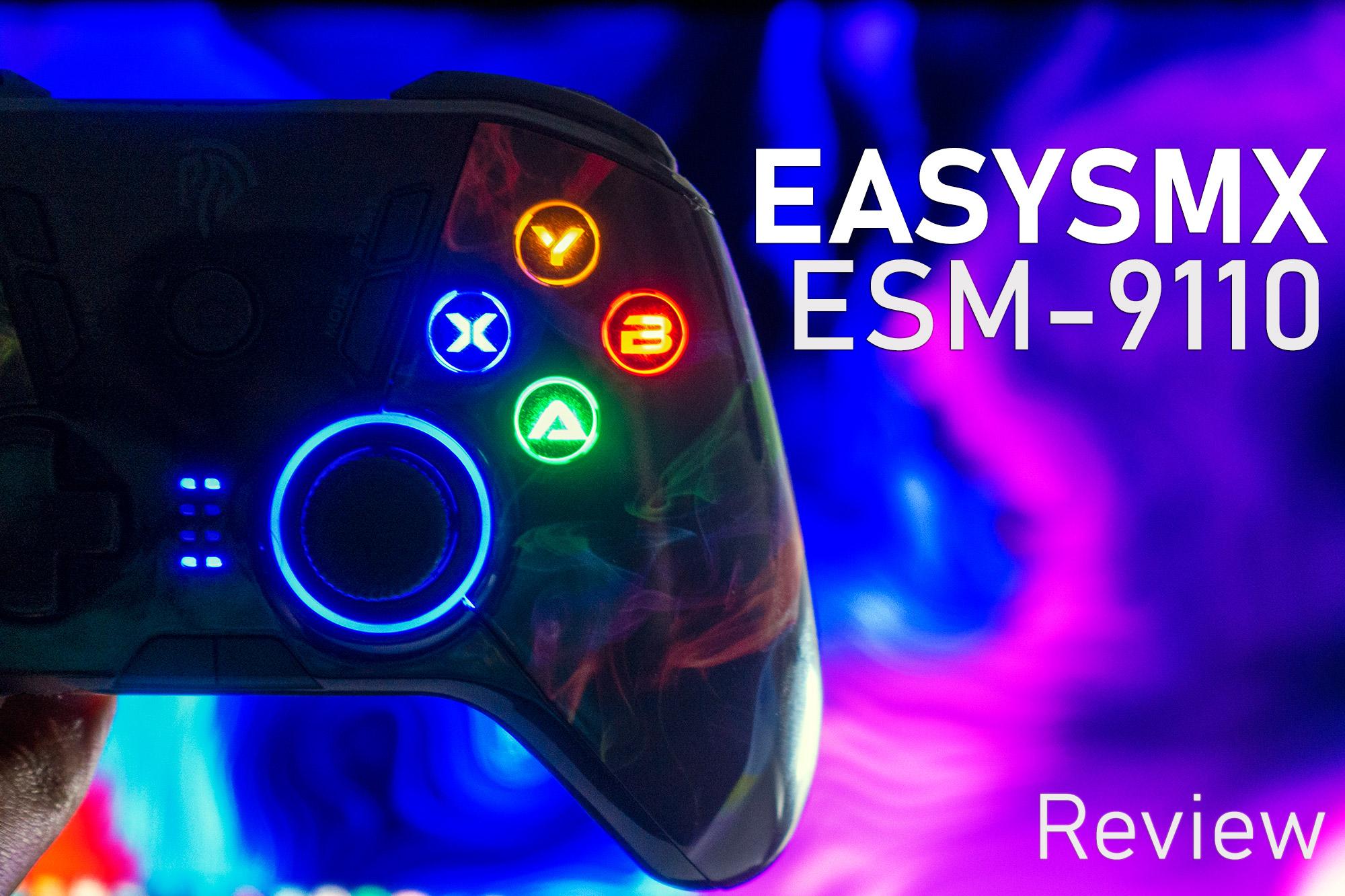 Recensione controller EasySMX ESM-9110