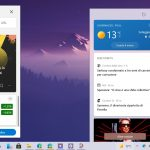 Widget Notizie e interessi - Microsoft Edge - Differenze con l'esperienza nativa