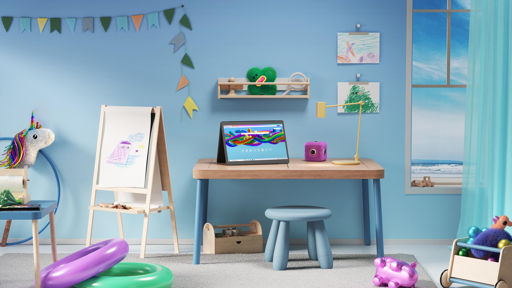 Microsoft Edge - Modalità bambini