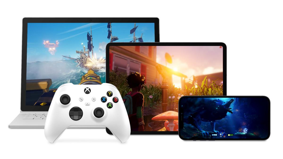 Project xCloud - Xbox Game Pass - PC con Windows 10 e iPhone e iPad