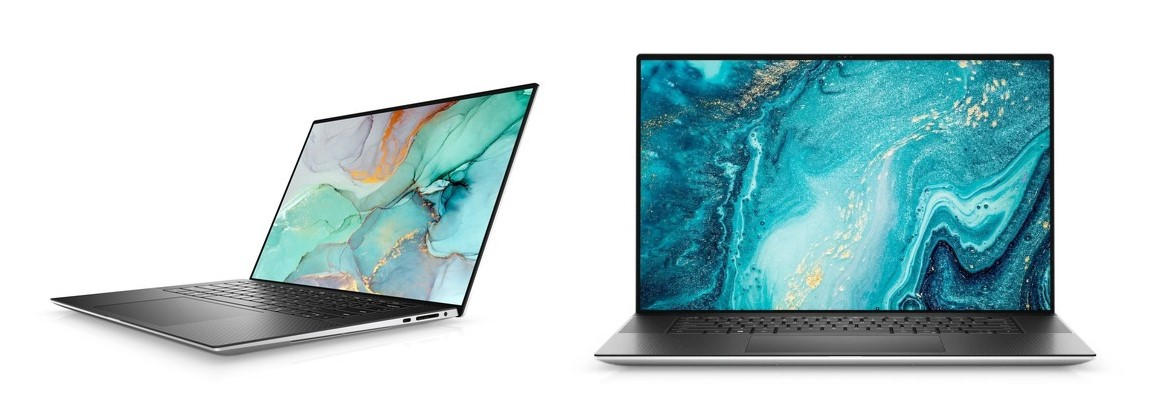Dell XPS 15 e XPS 17 2021