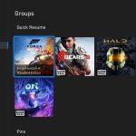Xbox - Aggiornamento di maggio 2021 - Quick Resume - Elenco di giochi con tag