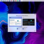 Fluent Search - Strumento di ricerca per Windows 10 - Personalizzazione del tema