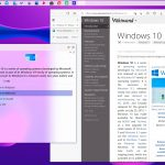 Fluent Search - Strumento di ricerca per Windows 10 - Ricerca su Wikipedia e apertura in Wikiwand