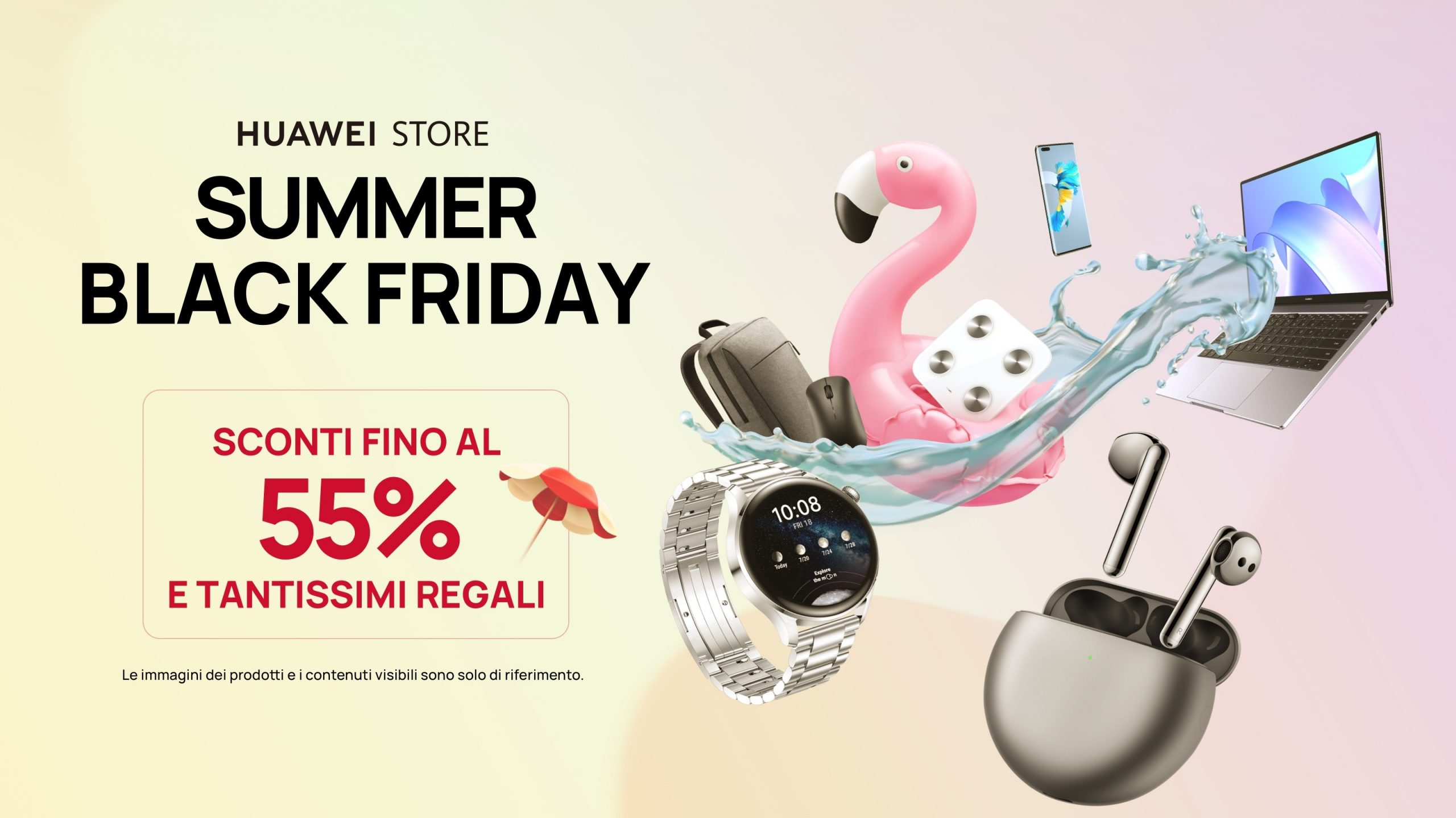 Huawei Summer Black Friday - Offerte e promozioni