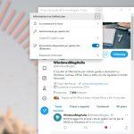 Twitter per Windows 10 - PWA basata su Edge