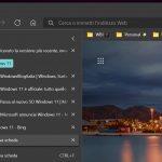 Microsoft Edge - Gruppi di schede