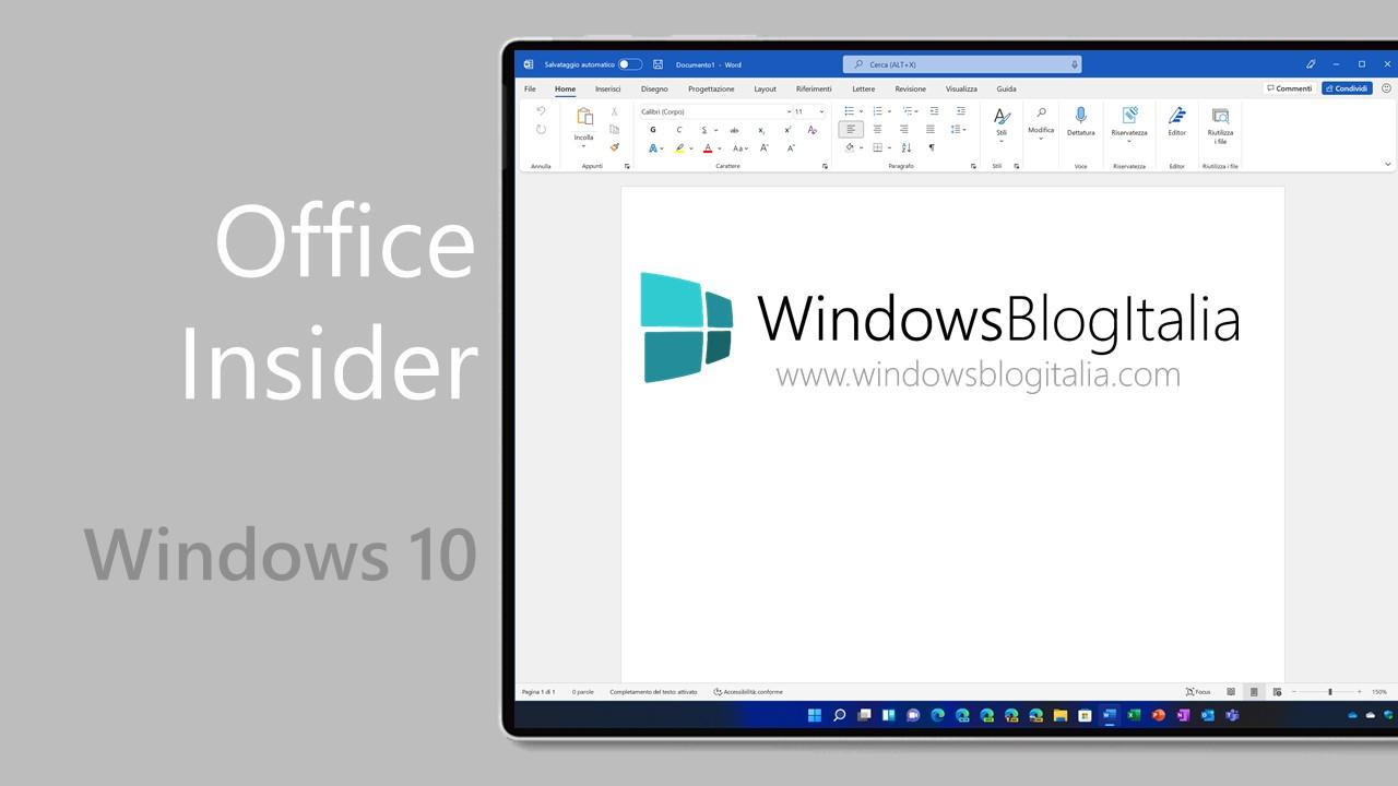 Office Insider - Beta