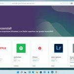 Windows 11 Build 22000.51 - Nuovo Microsoft Store 2