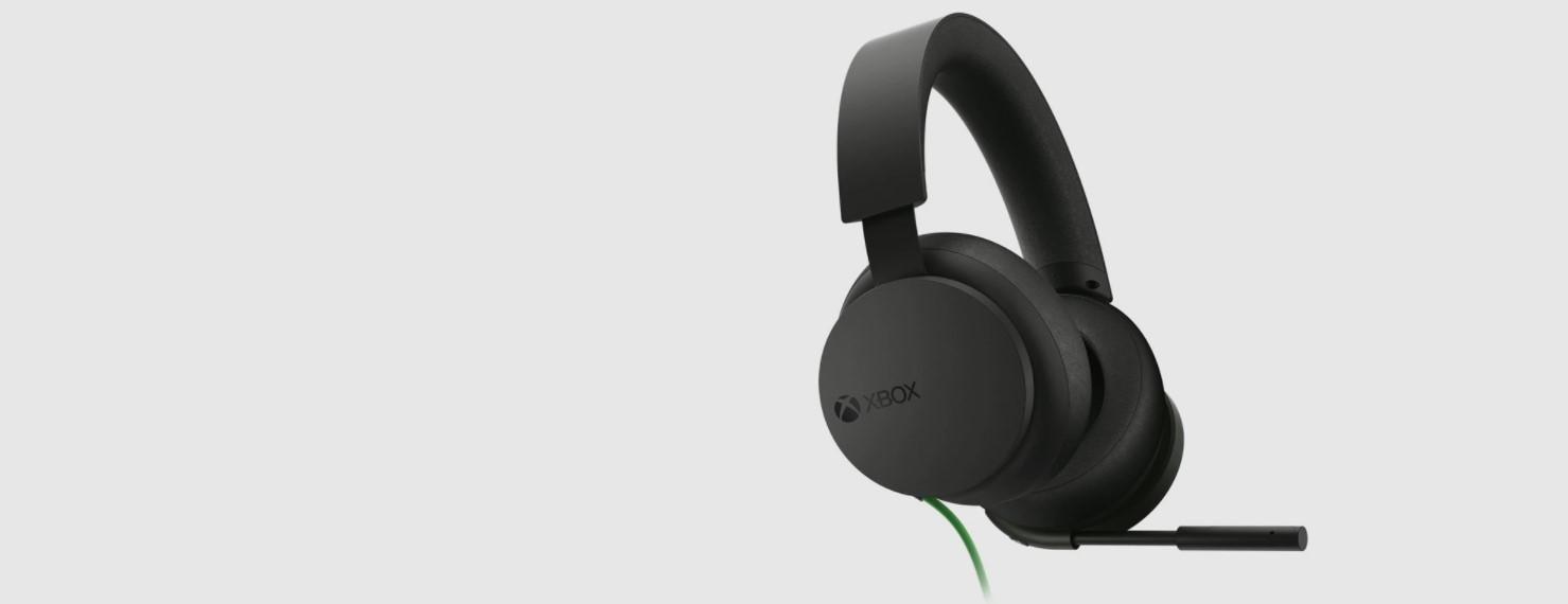 Headset stereo per Xbox - Immagine lunga