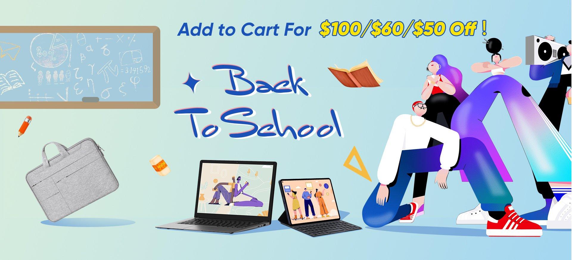 Offerte Chuwi - Back to school 2021