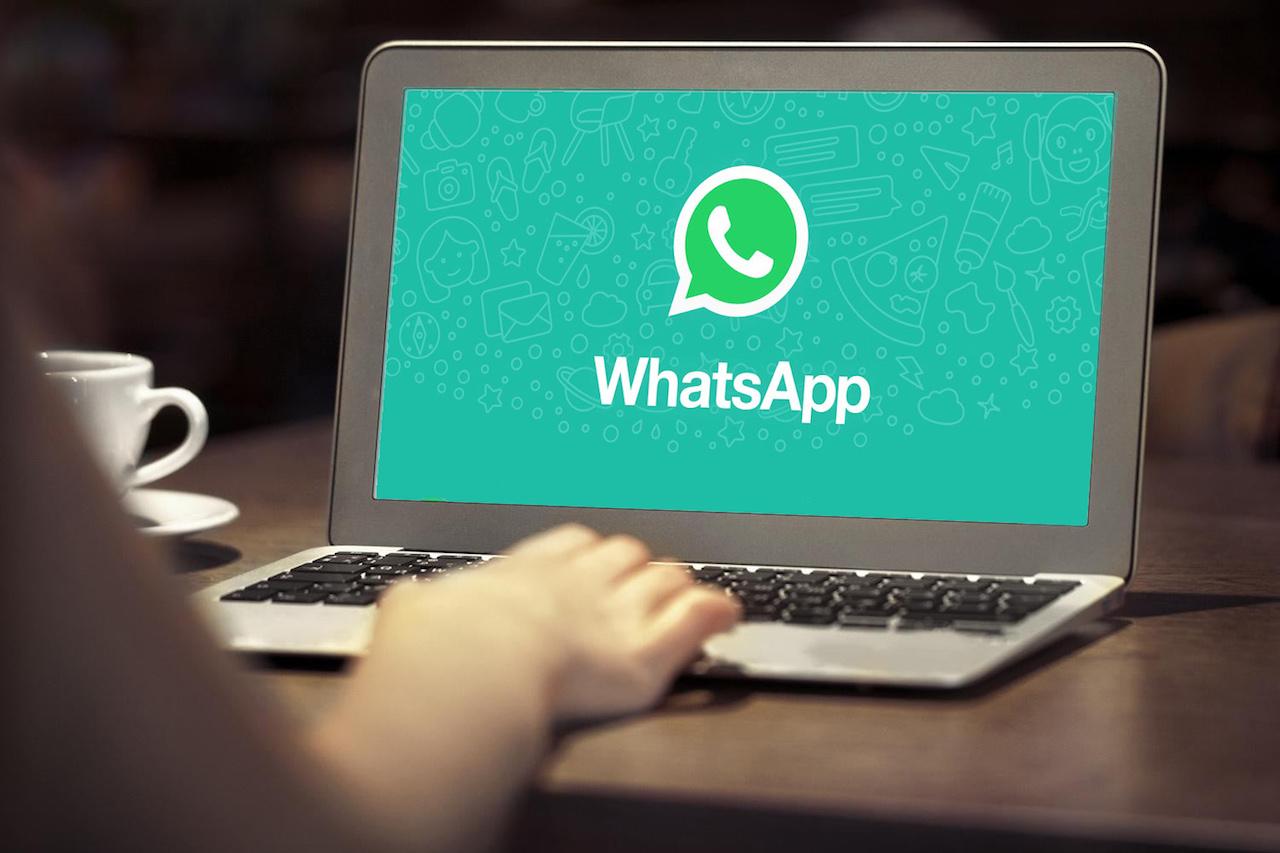 WhatsApp su un computer