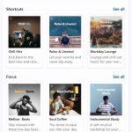 Windows 11 - Nuova interfaccia dell'app Sveglie e orologio - Integrazione con Spotify