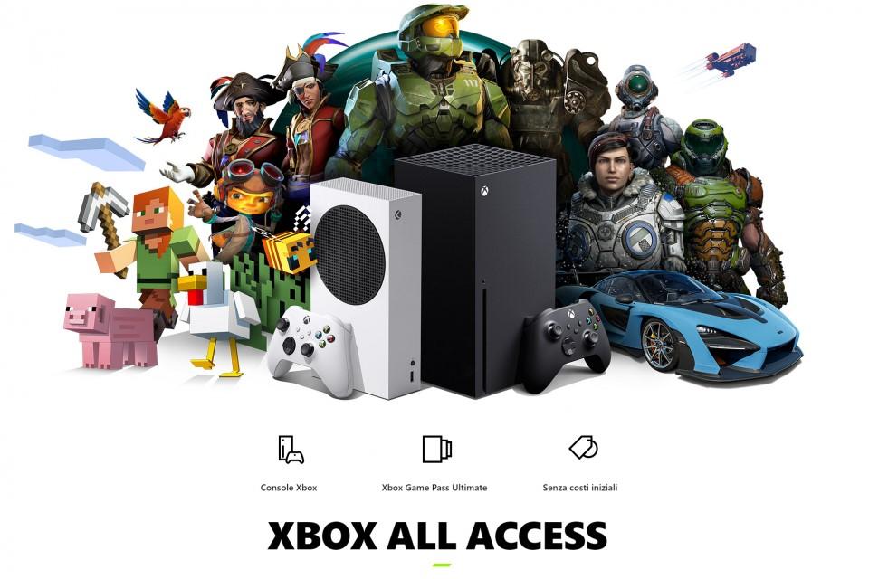Xbox All Access - Italia