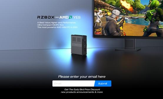 CHUWI RZBOX - Pre-vendita e crowdfunding