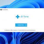Dr. Fone per Windows - Installazione 3