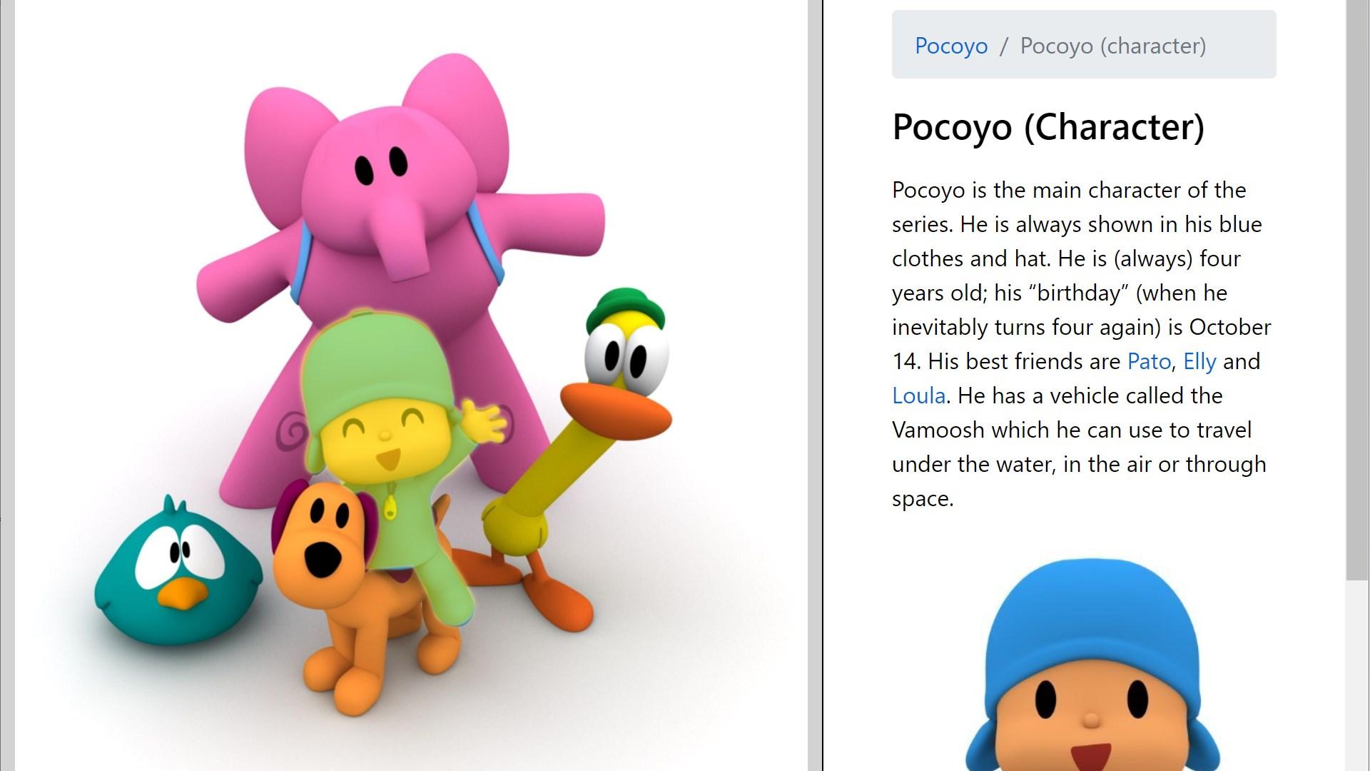 Exd Pic - App per Windows - Crea immagini interattive