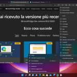 Microsoft Edge Dev - 95.0.1020.0 - Interfaccia in stile Windows 11