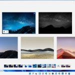 Nuova app Foto - Visualizzazione di più immagini