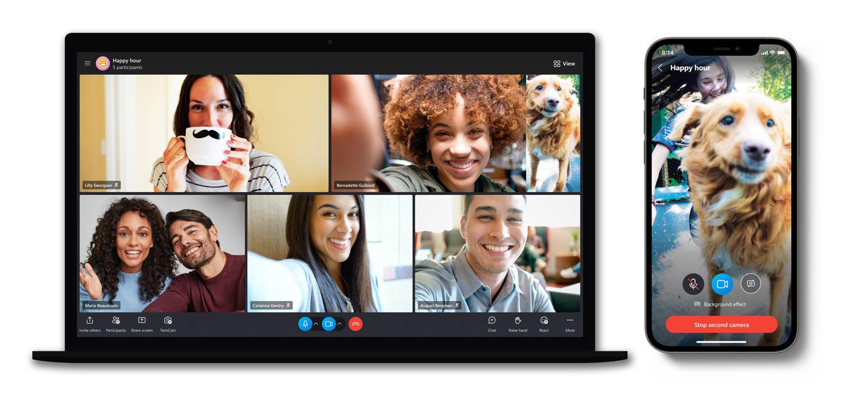 Skype - TwinCam