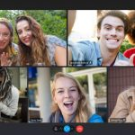 Skype - Videochiamata con tanti partecipanti